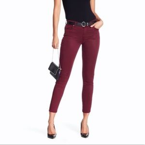 Denim - NWT | Skinny Jeans | Red